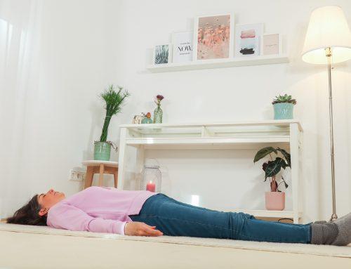 Body Scan – Ein Impuls zur Entspannung
