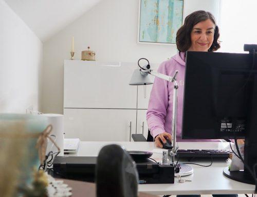 Meine 5 besten Tipps für's Home-Office: Den Arbeitstag beenden und den Feierabend begrüßen